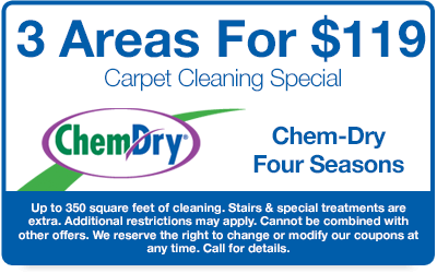 $15 Off Carpet Cleaning Coupon