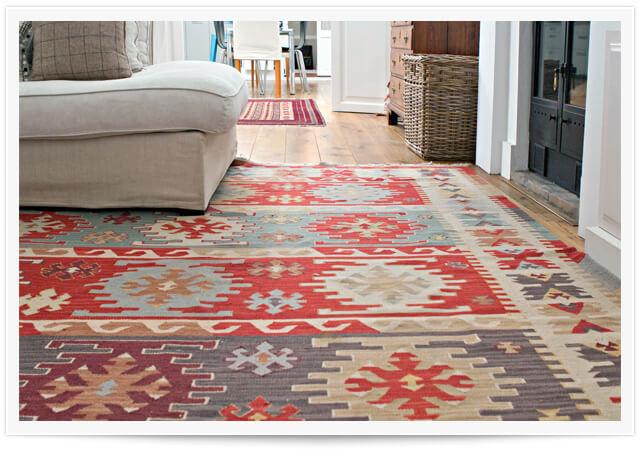 Area Rug Cleaning in Edmonds, WA